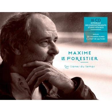 Maxime Le Forestier INTEGRALE LES LIANES DU TEMPS CD