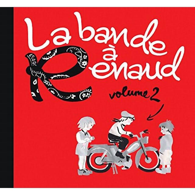 BANDE A RENAUD 2 CD