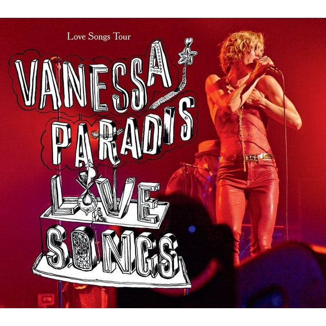 Vanessa Paradis LOVE SONGS TOUR: LIMITED EDITION CD