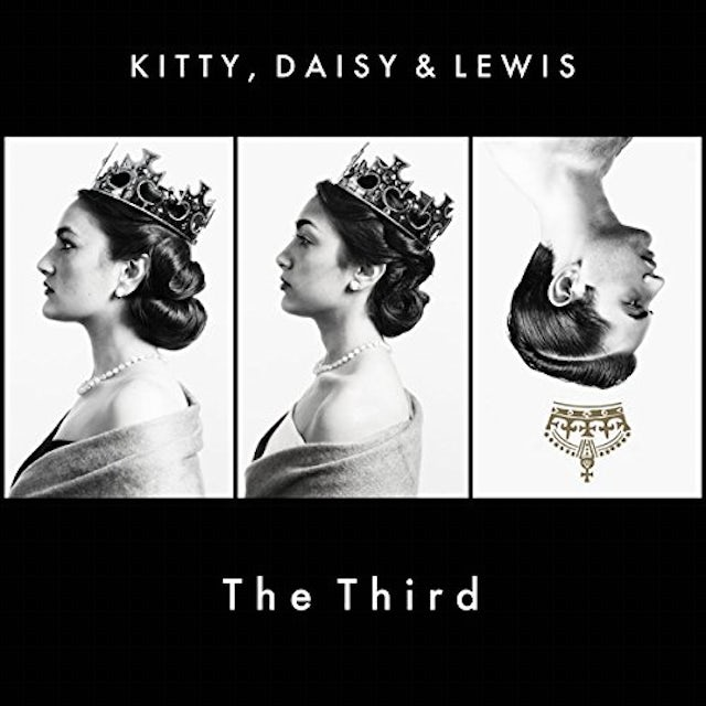 Kitty, Daisy & Lewis KITTY DAISY & LEWIS THE THIRD Vinyl Record