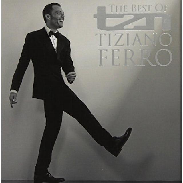 Ferro Tiziano TZN: BEST OF-SPECIAL EDITION CD