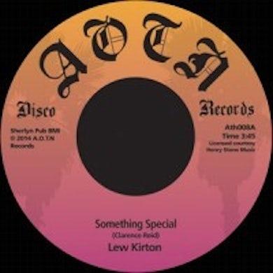 Lew Kirton SOMETHING SPECIAL Vinyl Record