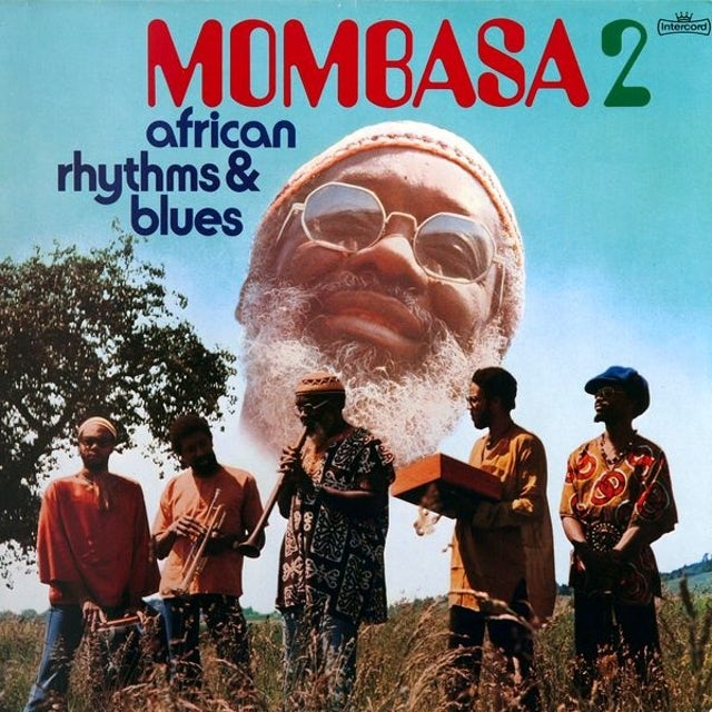 MOMBASA AFRICAN RHYTHMS & BLUES 2 Vinyl Record