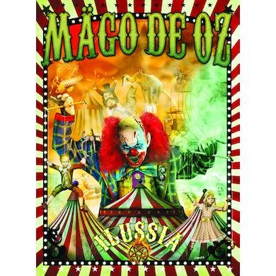 Mago De Oz ILUSSIA CD