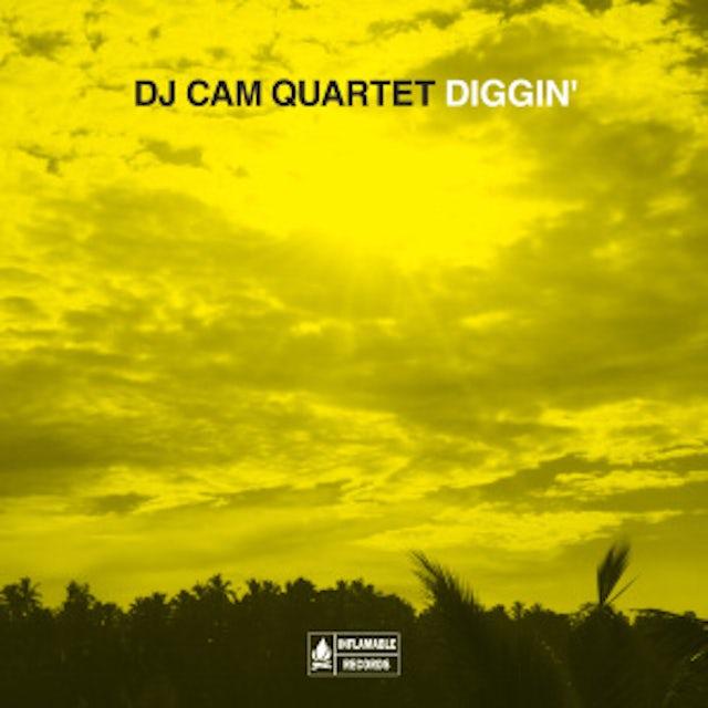 Dj Cam DIGGIN' CD