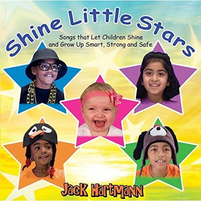Jack Hartmann SHINE LITTLE STARS CD