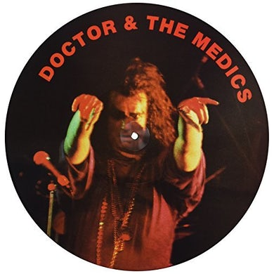 DOCTOR & MEDICS 80'S INTERVIEW Vinyl Record