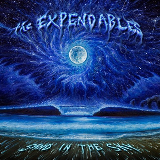EXPENDABLES SAND IN THE SKY CD