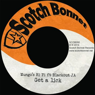 Mungo's Hi Fi GET A LICK Vinyl Record