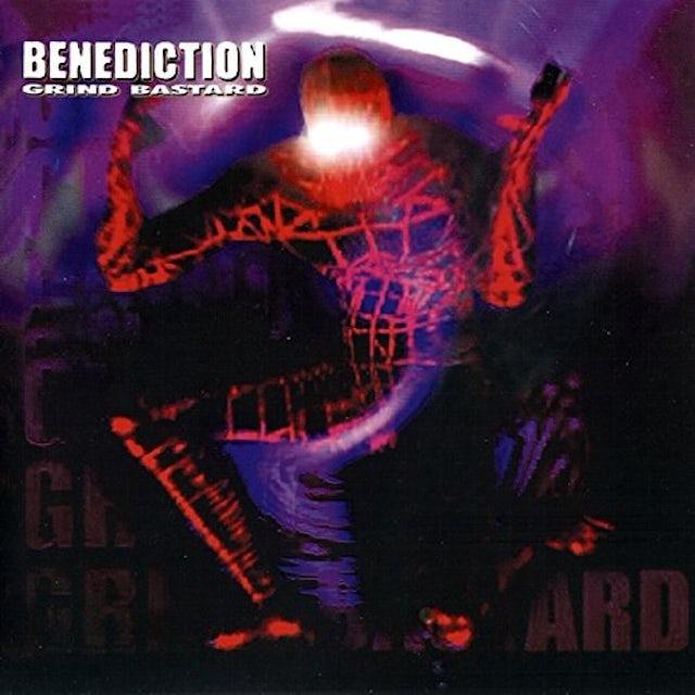 Benediction GRIND BASTARD CD