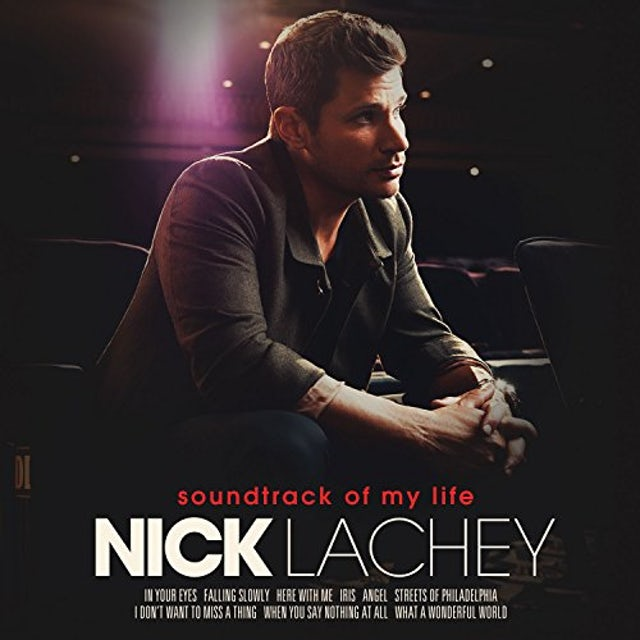 Nick Lachey SOUNDTRACK OF MY LIFE CD