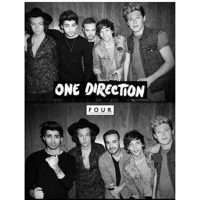One Direction FOUR: INT'L YEARBOOK EDITION CD