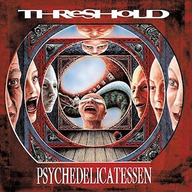 Threshold PSYCHEDELICATESSEN (GREEN VINYL) Vinyl Record
