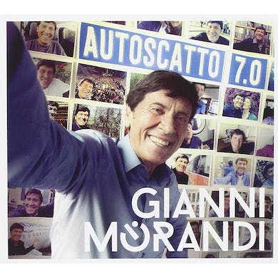 Gianni Morandi AUTOSCATTO 7.0 CD