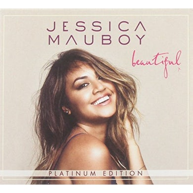 Jessica Mauboy BEAUTIFUL (PLATINUM EDITION) CD