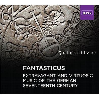 Quicksilver FANTASTICUS CD