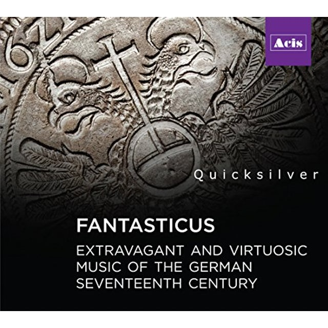 Quicksilver FANTASTICUS CD