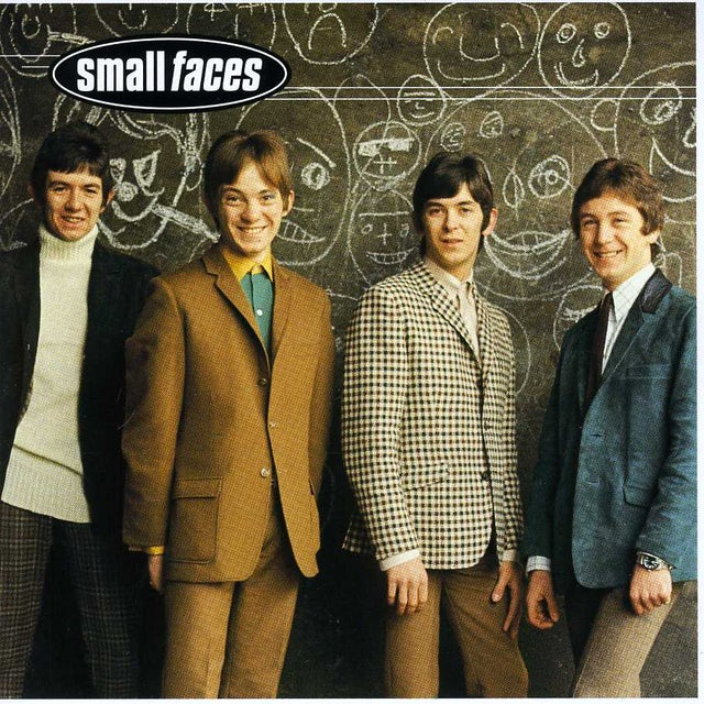 Small Faces FROM THE BEGINNING CD