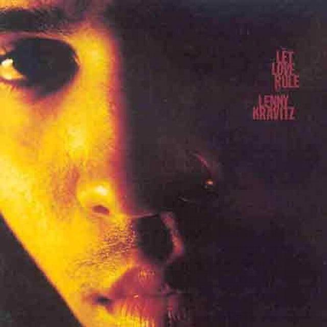 Lenny Kravitz LET LOVE RULE CD