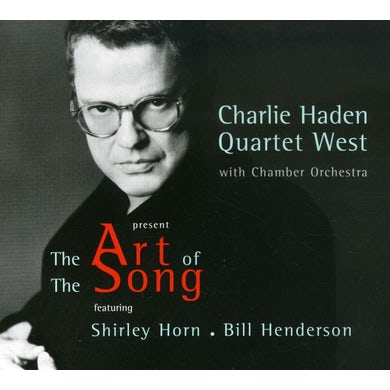 Charlie Haden ART OF THE SONG CD