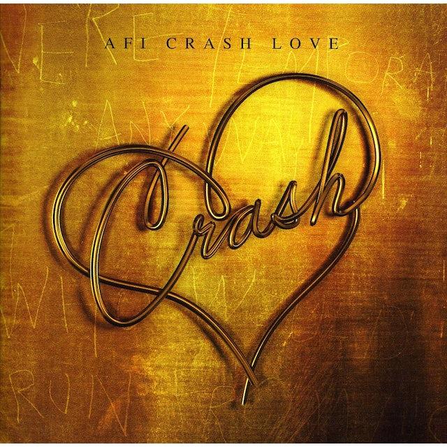 A.F.I. CRASH LOVE CD
