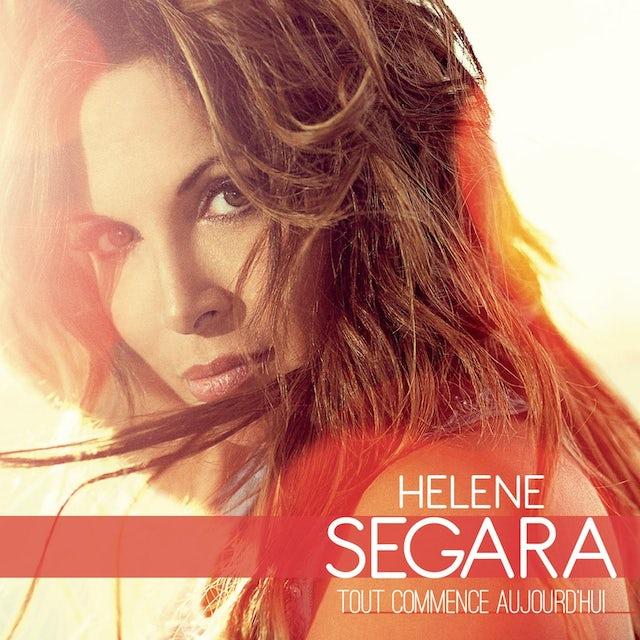 Helene Segara TOUT COMMENCE AUJOURD'HUI CD
