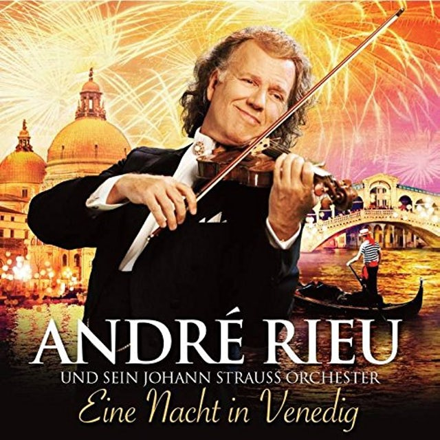Andre Rieu EINE NACHT IN VENEDIG CD