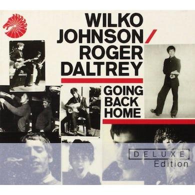 Wilko Johnson GOING BACK HOME: DELUXE EDITION CD