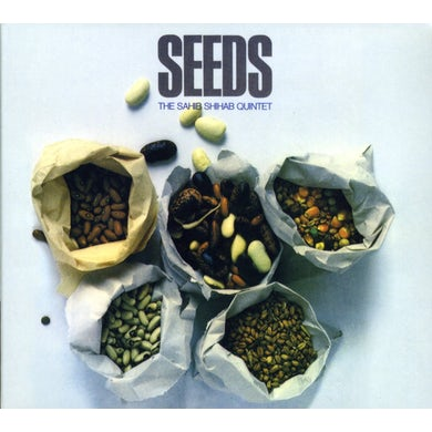 Sahib Shihab SEEDS CD