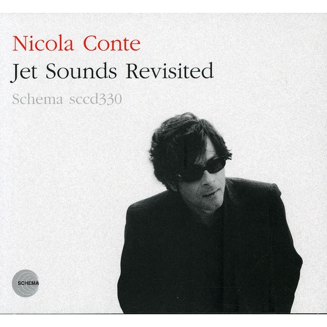 Nicola Conte JET SOUNDS REVISITED CD