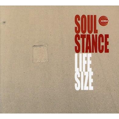 Soulstance LIFE SIZE CD