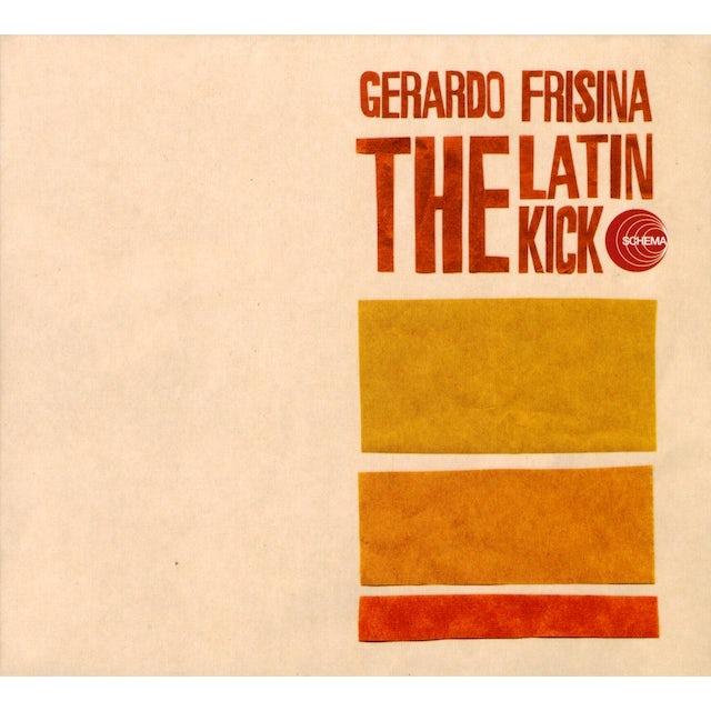 Gerardo Frisina LATIN KICK CD