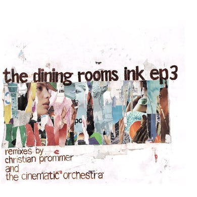 The Dining Rooms INK 3-FATALE REMIX Vinyl Record