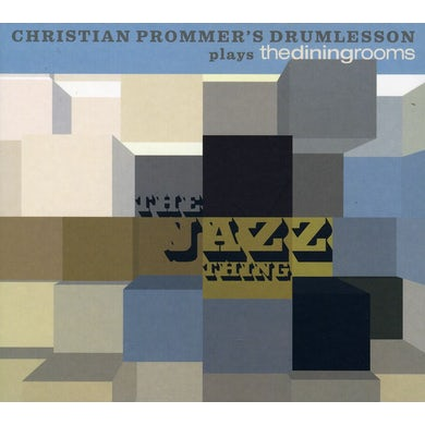 Christian Prommers Drumlesson JAZZ THING CD