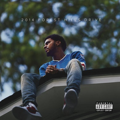 J. Cole 2014 FOREST HILLS DRIVE CD