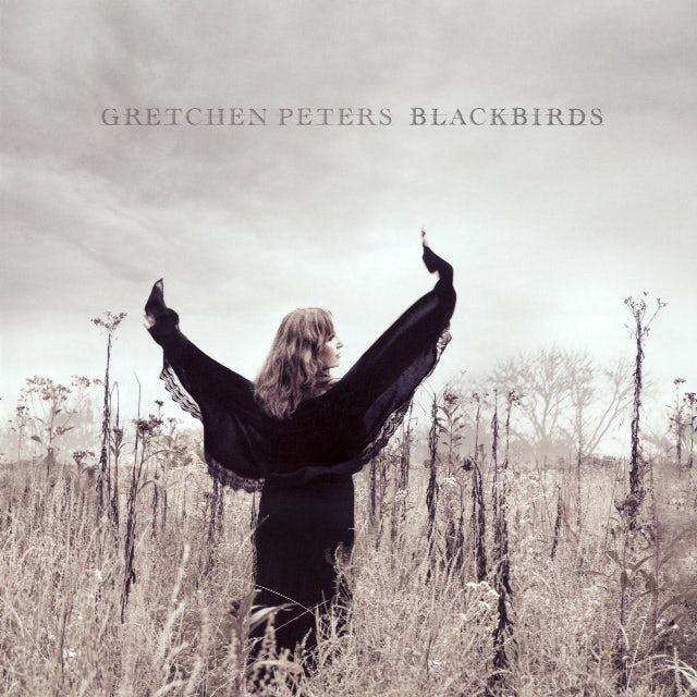 Gretchen Peters BLACKBIRDS CD