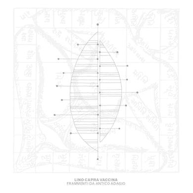 Lino Capra Vaccina Ensemble FRAMMENTI DA ANTICO ADAGIO Vinyl Record