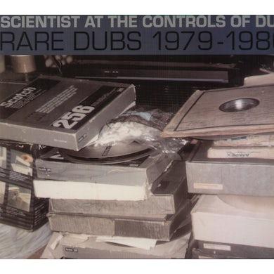 Scientist AT THE CONTROLS OF DUB: RARE DUBS 1979-1980 Vinyl Record