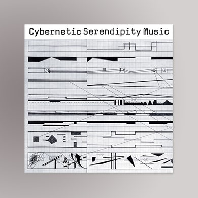 CYBERNETIC SERENDIPITY MUSIC / VARIOUS Vinyl Record