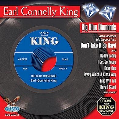 Earl King BIG BLUE DIAMONDS CD