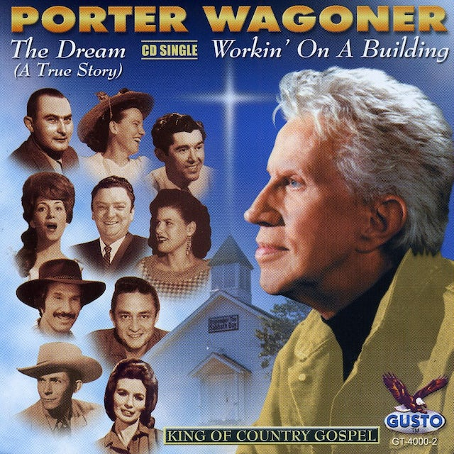 Porter Wagoner DREAM-A TRUE STORY CD