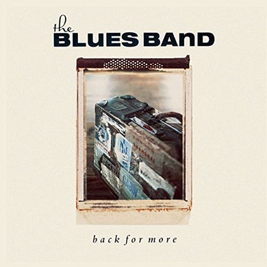 BLUES BAND BACK FOR MORE: DIGIPAK CD