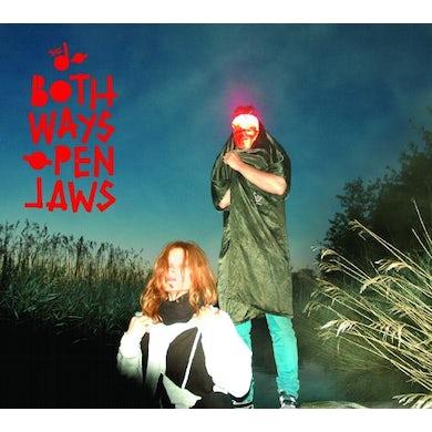 The Dø BOTH WAYS OPEN JAWS Vinyl Record - UK Release