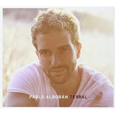 Pablo Alboran TERRAL CD
