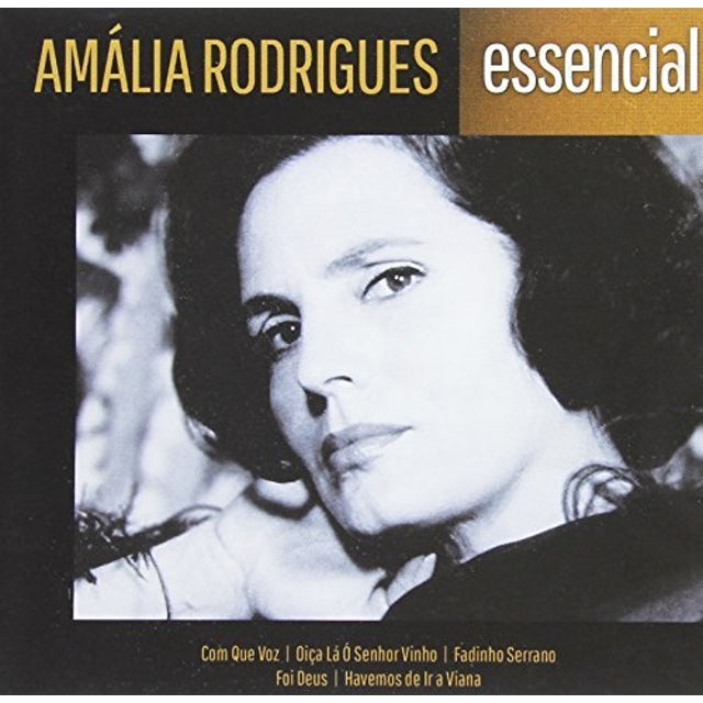 Amalia Rodrigues ESSENCIAL CD