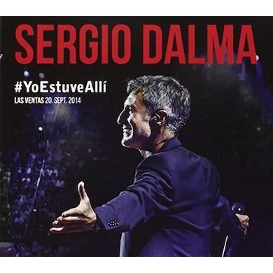Sergio Dalma YOESTUVEALLI CD