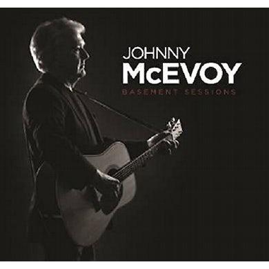 Johnny McEvoy BASEMENT SESSIONS CD