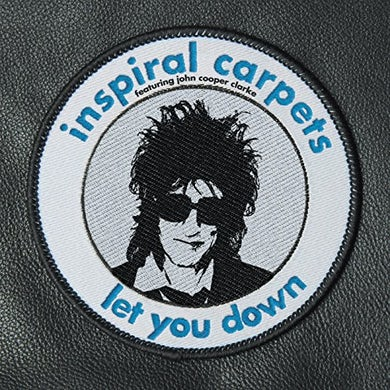 Inspiral Carpets LET YOU DOWN Vinyl Record - UK Release