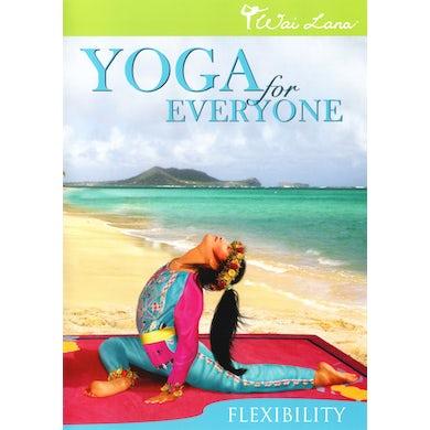 WAI LANA: YOGA FOR EVERYONE - FLEXIBILITY DVD