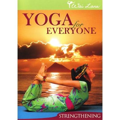 WAI LANA YOGA FOR EVERYONE: STRENGTHENING DVD